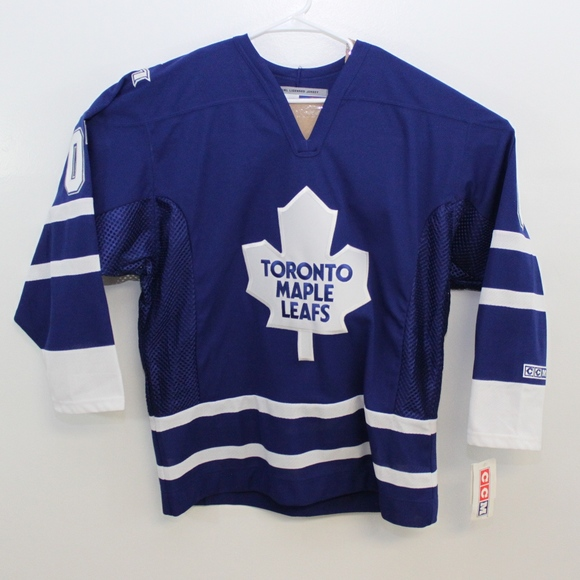 best service a465a 28550 Toronto Maple Leafs Jersey NHL Headwaters #07 NWT NWT